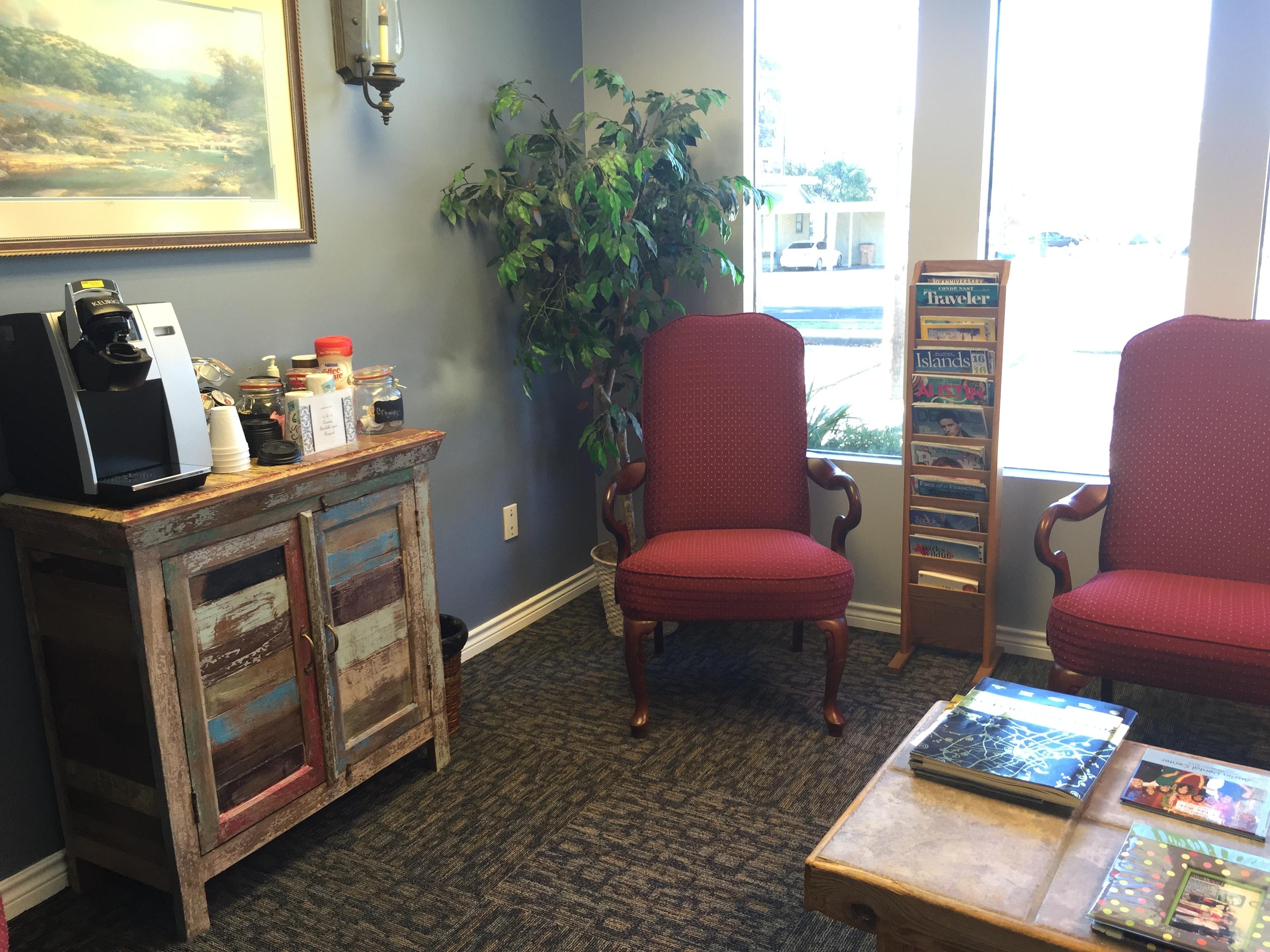 lobby window chairs